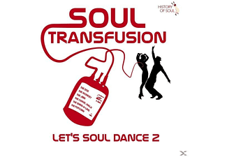 VARIOUS - Soul Transfusion 1960-1965 (Let's Soul Dance 2) - (CD)