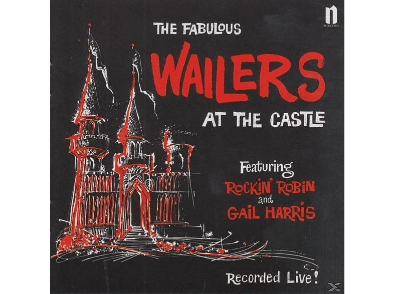 Wailers (usa) - At The Castle [Vinyl]