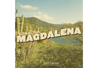 Jeff Crosby - Postcards For Magdalena - (CD)