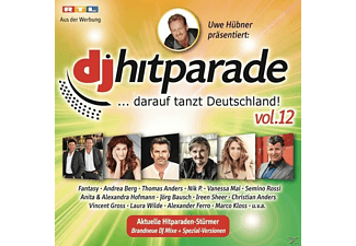 VARIOUS - DJ Hitparade,Vol.12 - (CD)