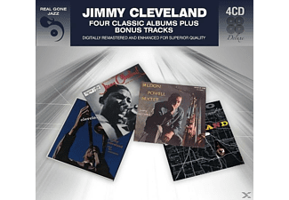 Jimmy Cleveland - 4 Classic Albums Plus - (CD)