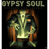 Gypsy Soul - Winners And Losers [CD]