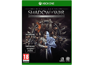 WARNER BROS Middle Earth:Shadow Of War XBox One