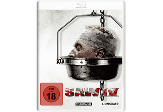 SAW IV / White Edition - (Blu-ray)