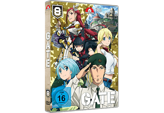 Gate - Vol. 8 - (DVD)
