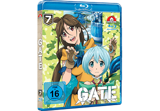 Gate - Vol. 7 - (Blu-ray)