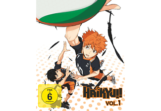 Haikyu!! Vol.1 - Episode 01-06 - (Blu-ray)