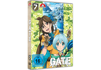 Gate - Vol. 7 - (DVD)
