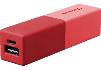 CELLULAR LINE Free Power Smart 2500, Powerbank, 2500 mAh, Pink