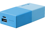 CELLULAR LINE Free Power Smart 5000 Powerbank 5000 mAh Blau