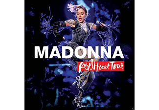 Madonna - Rebel Heart Tour - 2CD's