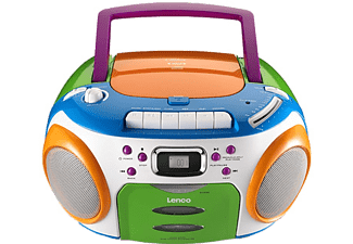 LENCO Radio CD portable (SCR-970)