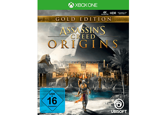 Iphone Entfernungsmesser Xbox One : Assassin s creed origins gold edition xbox one spiele mediamarkt