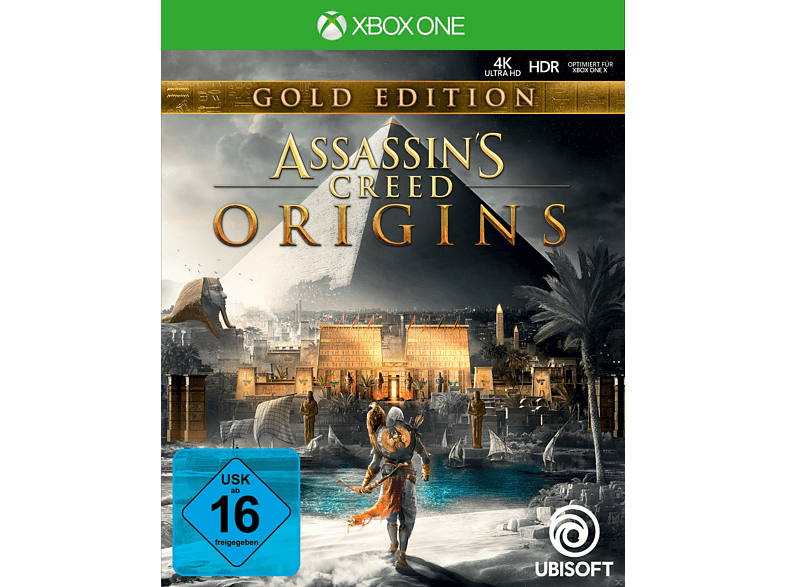 Assassin's Creed - Origins (Gold Edition) [Xbox One]