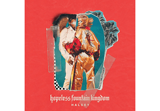 Halsey - Hopeless Fountain Kingdom (Deluxe) (CD)