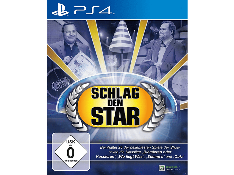 Schlag den Star [PlayStation 4]