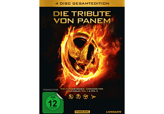 Die Tribute von Panem - Complete Collection Action DVD