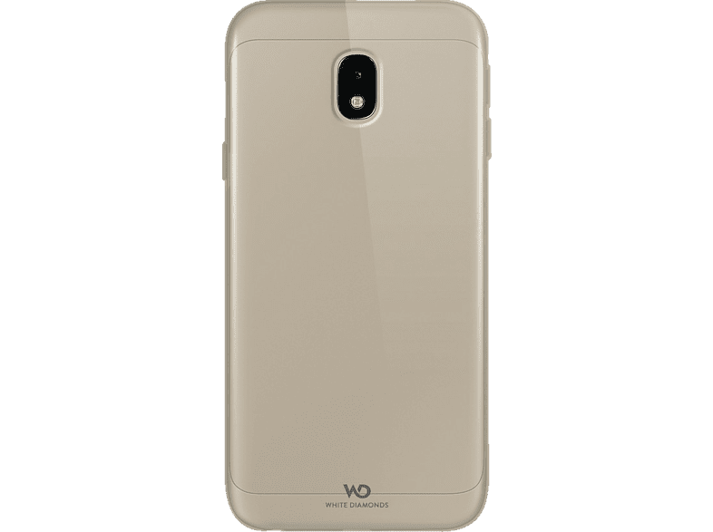 WHITE DIAMONDS  Neutral Protect Backcover Samsung Galaxy J3 (2017) Gold | 04260460957641
