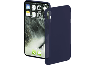 HAMA Ultra Slim Handyhülle, Apple iPhone X, Dunkelblau