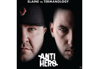 Slaine Vs. Termanology - Anti-Hero - (CD)
