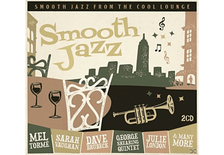 VARIOUS - Smooth Jazz From The Cool Lounge - (CD)