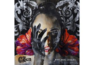 Green - Marching Orders - (CD)