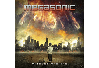 Megasonic - Without Warning - (CD)