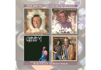 Andy Williams - Christmas Present/Other Side Of Me/Andy - (CD)
