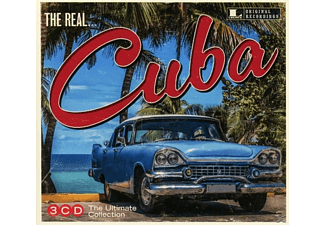 VARIOUS - The Real...Cuba - (CD)