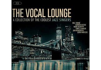 VARIOUS - The Vocal Lounge-The Coolest Jazz Singers - (CD)