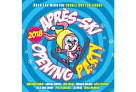 VARIOUS - Apres Ski Opening Party 2018 [CD]