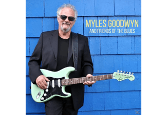 Myles Goodwin - Myles And Friends Of The Blues - (CD)