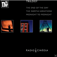 The The - Radio Cineola: Trilogy (3CD) [CD]