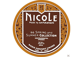 Jun Fukamachi - Nicole (86 Spring And Summer C - (CD)