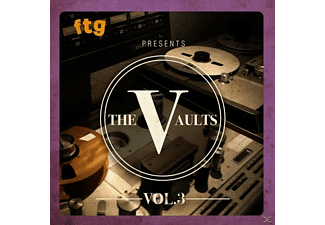 VARIOUS - FTG Presents The Vaults Vol.3 - (CD)
