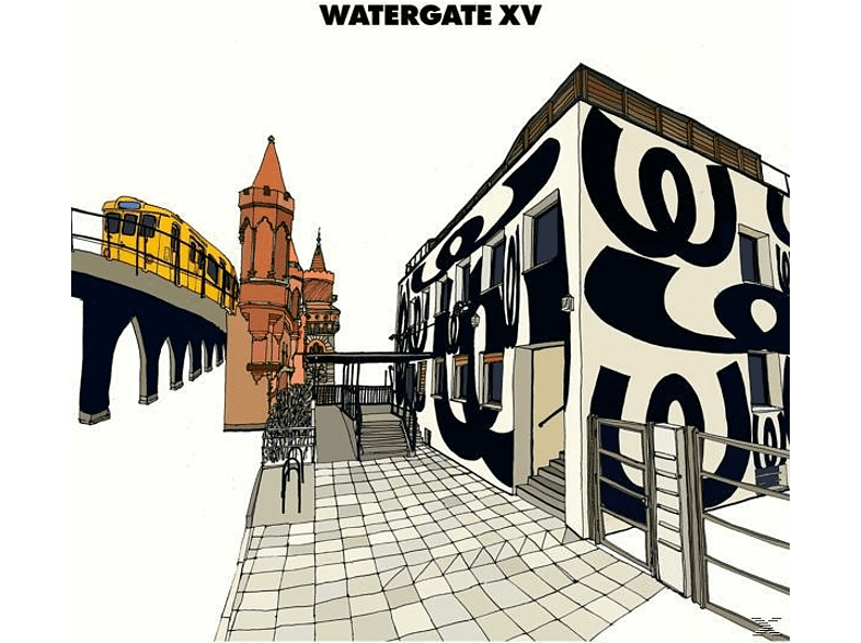 VARIOUS - Watergate XV [CD]