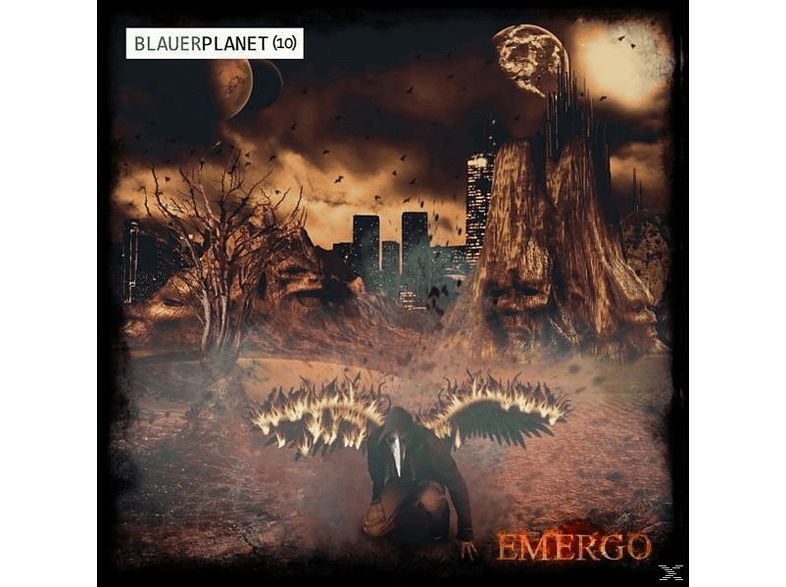 Blauer Planet (Teil 10: Emergo) - (CD)