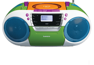 LENCO Radio CD portable DAB+ (SCD-681)