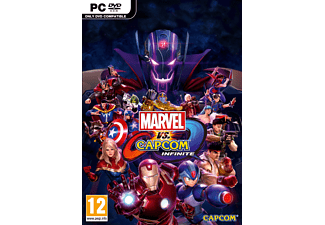 CAPCOM Marvel vs Capcom: İnfinite PC Oyun