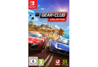 Gear Club Unlimited - Nintendo Switch
