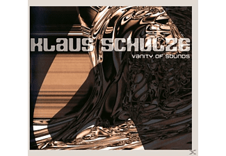 Klaus Schulze - Vanity Of Sounds - (CD)