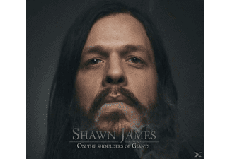 Shawn James - On The Shoulders Of Giants - (Vinyl)