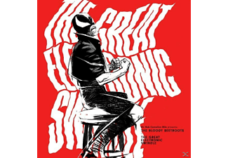 Bloody Beetroots - The Great Electronic Swindle - (CD)