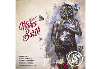 Project Mama Earth - Mama Earth (180 Gr.Vinyl+MP3) - (LP + Download)