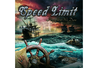 Speed Limit - Anywhere We Dare - (CD)
