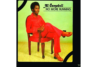 Al Campbell - No More Running (180 Gram) - (Vinyl)
