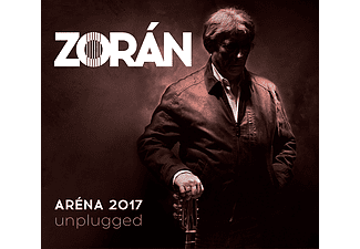 Zorán - Aréna 2017 unplugged (CD)