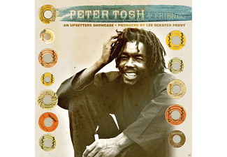 Peter Tosh And Friends - An Upsetters Showcase - (CD)
