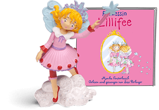 TONIES Prinzessin Lillifee [Version allemande] - Figurine avec fonction sonore