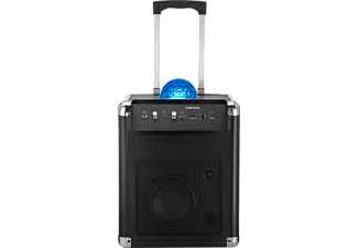 LENCO Draagbaar audiosysteem Bluetooth (PA-325)